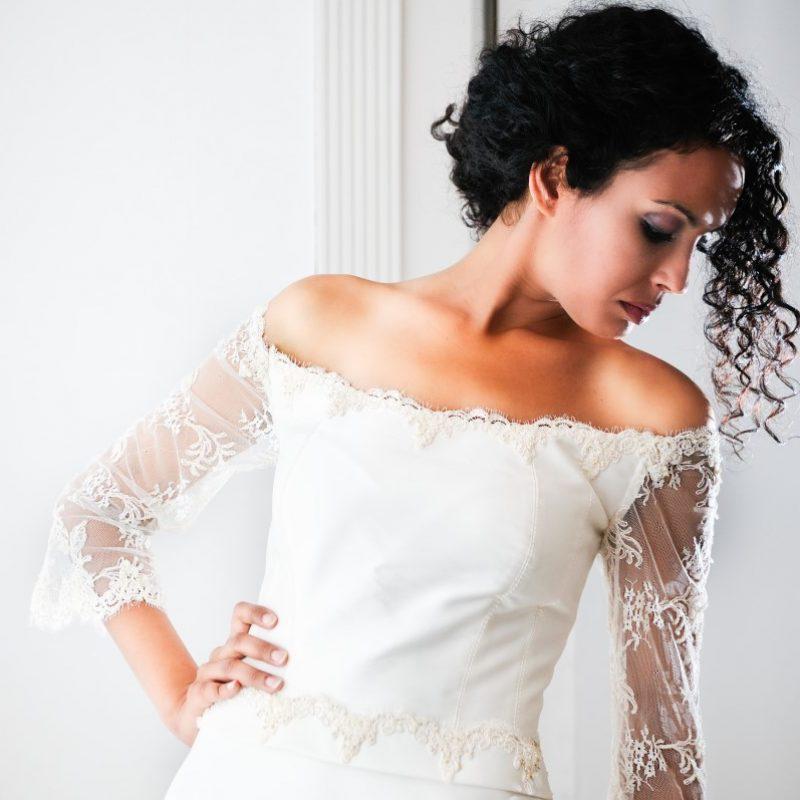 Maßanfertigung Hochzeitskleid